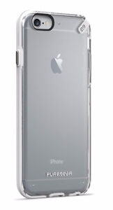 Puregear iPhone 6 Slim Shell Case, Retail Packaging, Clear