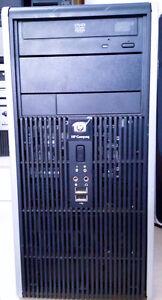 Puissant ordinateur DEUX COEURS, WIFI-HDMI,_4GB MÉ_500GB DD_NÉGO