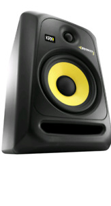 Pair of KRK 6S studio monitors and M audio Interface. For studio