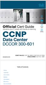 CCNP Data Center DCCOR 300-601