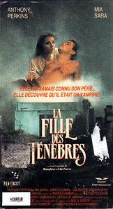 RARE   VHS   LA FILLE DES TENEBRES   Francais VHS