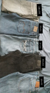 Lot of jeans for sale