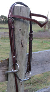 Horse Head Stall- Leather