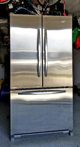 "KitchenAid Stainless Steel Refrigerator 36"""