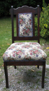 Upholsted Chair
