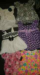 Toddler girls tops size 18 months