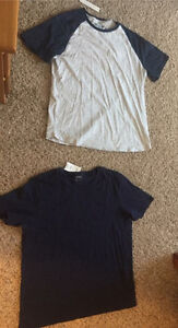 Men's size Large T-shirts brand new