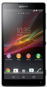 Sony Xperia Z Black 16GB in Good Condition (Bell/Virgin)