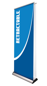 !!!CUSTOM RETRACTABLE BANNERS!!!