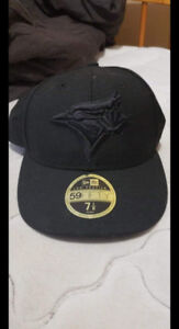Black Blue Jay's Hat