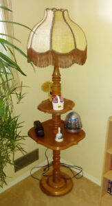 Classical Style Standing Lamp