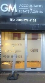 Shop to let, Greenlane £900/month