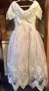 One-of-a-Kind Wedding Gown FOR SALE By Owner