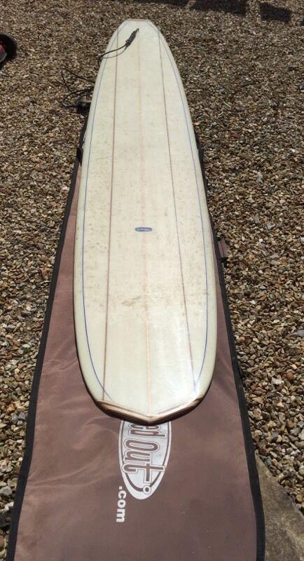 Gulf Stream Atlantic 10 foot Longboard £400 ono  76c682d38