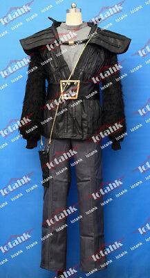Klingon General Martok Cosplay Costume Custom Made < lotahk > - Klingon Costume