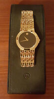 Movado Gold Plated Men's