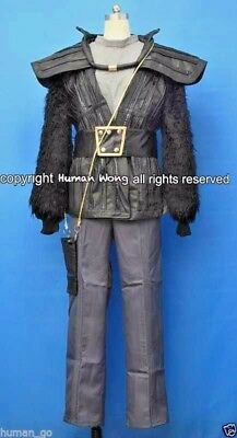 Klingon General Martok Cosplay Costume Size L Human-Cos  - Klingon Costume