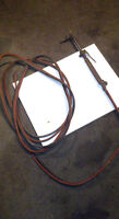 20 foot Oxy Acetylene Cutting Torch