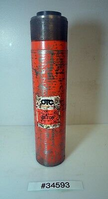 Otc Power Team Hydraulic Cylinder No. C2510c Inv.34593