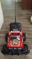 Radio Shack Hot Machine 2 Remote Controlled Truck