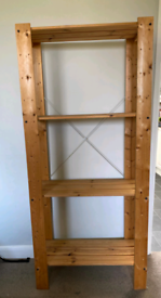 Wooden shelf (2 available)
