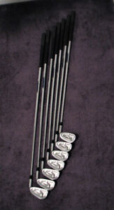 Ping Anser forged golf clubs