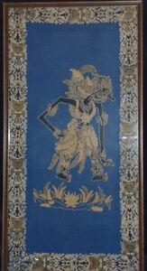 Rama and Sita Batik Art