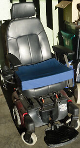Electric Wheelchair with Air Pack Holder