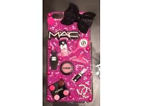 Handmade make up themed case iPhone 6 6s