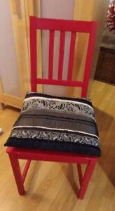 6 chaises ikea