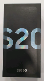 128gb Brand New Samsung Galaxy S20 Duos (Dual Sim) Unlocked Open To Al