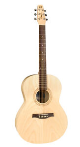 Seagull Excursion Natural Folk Solid Spruce SG Isyst by Godin