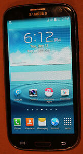 Samsung Galaxy S3 S III Smart Phone Bell Blue 16GB
