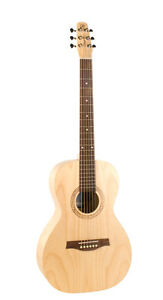 Seagull Excursion Natural Solid Spruce Grand SG Isyst by Godin