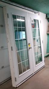Out-swing Patio door