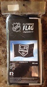 3'x5' L.A Kings Flag/Banner