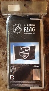 3'x5' L.A Kings Flag/Banner Windsor Region Ontario image 1