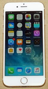 Apple 64GB Gold iPhone 6 - Rogers