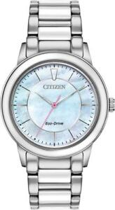 Citizen Eco-Drive Womens Watch EM0740-53D