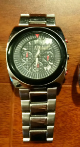 Armani Exchange Diesel Fossil Men's Watch $35