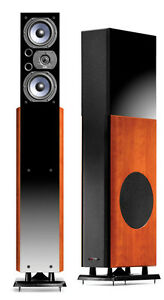 PAIR-LSi25-CHERRY-Tower-Loudspeaker-Polk-Audio-Direct