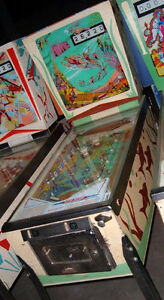 Wanted    1975 Gottlieb  Atlantis Pinball