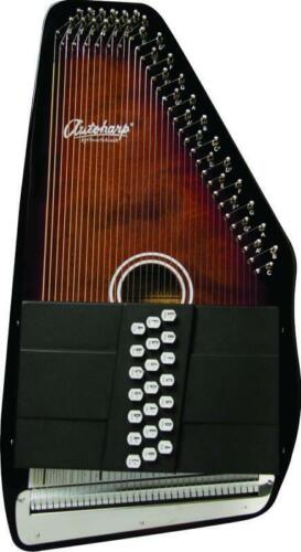 Oscar Schmidt OS21C 21 Chord Classic Autoharp with picks and tuning wrench