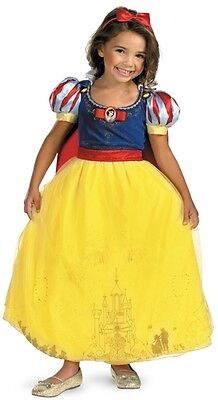 Schneewittchen Prestige Kinder Kostüm Kleinkinder Disney Prinzessin - Kleinkind Mädchen Disney Kostüm