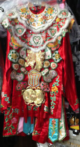 Traditional Chinese New Year Clothing