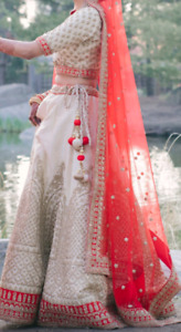 Indian Bridal Wedding Oufit