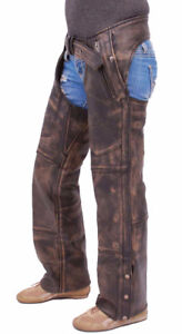 Wanted Motorcycle Chaps