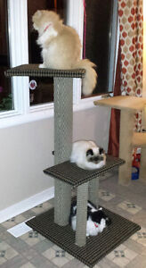 SULLY'S PET FURNITURE. CAT,DOG BEDS,SCRATCH POSTS,TREES AND MORE