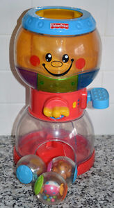 Fisher Price Roll-a-Rounds Swirlin Surprise Gumball