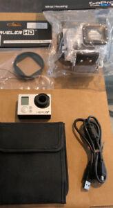 Caméra GoPro Hero3+ (Plus) Black Optimisée pour la Plongée